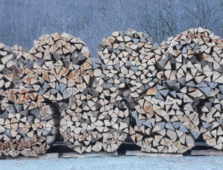 Vendita legna da ardere con consegna a domicilio for Vendita legna da ardere